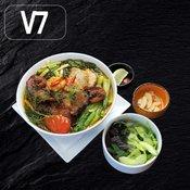 BUN CA (vietnamská rybí polévka)