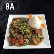 HOVĚZÍ MASO V8 (8 druhů zeleniny)